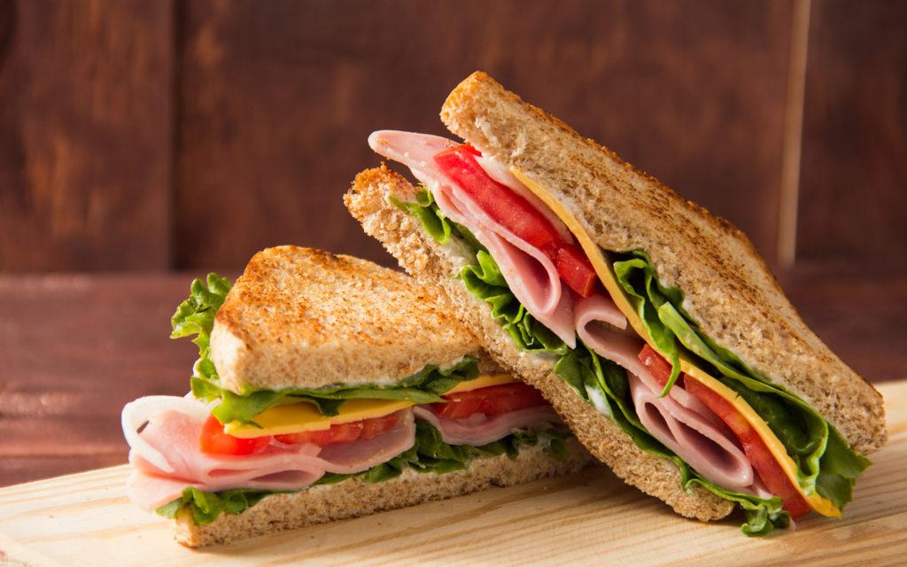 как сделать вкусные бутерброды